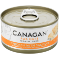 Canagan For Cats Chicken with Salmon Mokra Karma dla kota op. 75g