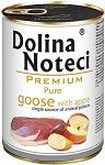 Dolina Noteci Premium Pure Goose with apple 400g [Data ważności: 27.01.2019]