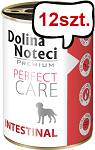 Dolina Noteci Perfect Care Intestinal Mokra Karma dla psa op. 400g Pakiet 12szt.