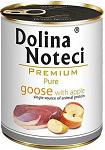 Dolina Noteci Premium Pure Goose with apple 800g
