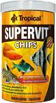 Tropical Pokarm Supervit Chips dla rybek poj. 250ml